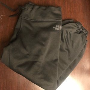 North Face Sweat Pants